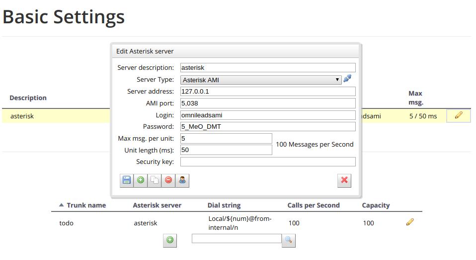 IT administrator managment — OMniLeads develop documentation